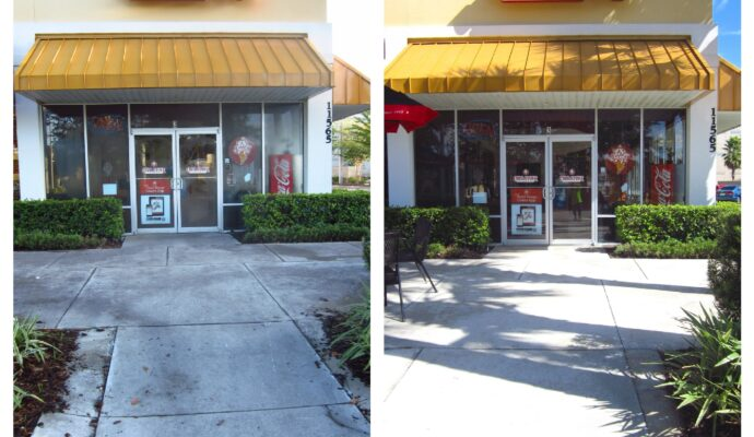 Treasure Coast Pressure Cleaning Pros - Residential & Commercial Pressure Washing -8